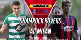Prediksi Shamrock Rovers vs AC Milan 18 September 2020