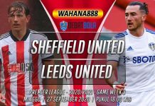 Prediksi Sheffield United vs Leeds United 27 September 2020