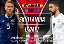 Prediksi Skotlandia vs Israel 5 September 2020