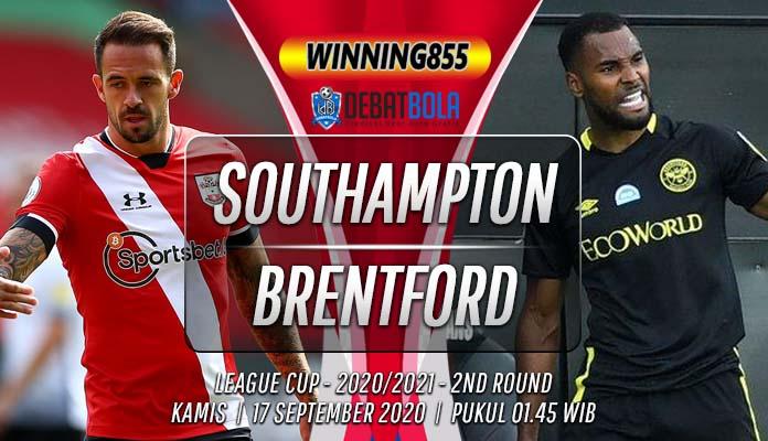 Prediksi Southampton vs Brentford 17 September 2020