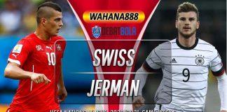 Prediksi Swiss vs Jerman 7 September 2020