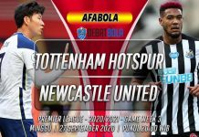 Prediksi Tottenham Hotspur vs Newcastle United 27 September 2020