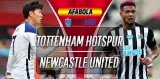 Prediksi Tottenham Hotspur vs Newcastle United 27 September 2020