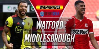 Prediksi Watford vs Middlesbrough 12 September 2020