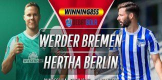 Prediksi Werder Bremen vs Hertha Berlin 19 September 2020