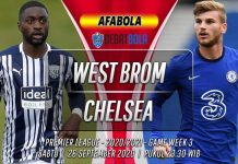 Prediksi West Brom vs Chelsea 26 September 2020