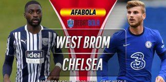 Prediksi West Brom vs Chelsea 26 September 2020