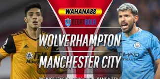 Prediksi Wolves vs Manchester City 22 September 2020