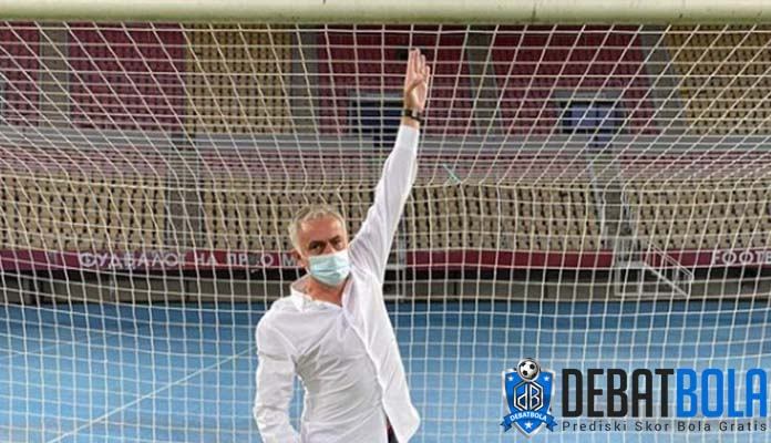 Sentilan Jose Mourinho untuk Stadion Tose Proeski