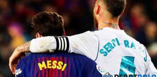 Ungkapan Sergio Ramos Tentang Isu Kepergian Lionel Messi