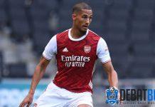 William Saliba Masih Belum Pasti Diturunkan Lawan Leicester City