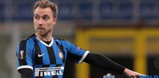 Christian Eriksen Tegaskan Tak Ingin Jadi Cadangan Inter Milan
