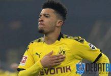 Dortmund Ungkapkan Kegagalan MU Dapatkan Jadon Sancho