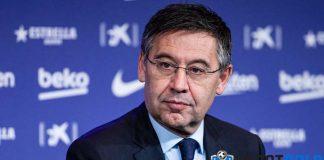 Josep Bartomeu Ungkap Keputusan Mundur Dari Barcelona