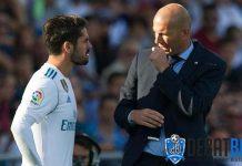Keluhan Isco Kepada Luka Modric dan Marcelo