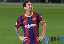 Lionel Messi Hampir Gabung Chelsea dan Digoda Real Madrid