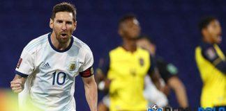Manchester City Pede Rekrut Messi Musim Depan