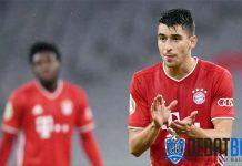 Marc Roca Belajar Bahasa Jerman Demi Bayern Munich