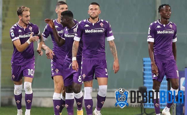Prediksi AS Roma vs Fiorentina 2 November 2020