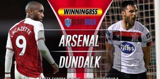 Prediksi Arsenal vs Dundalk 30 Oktober 2020