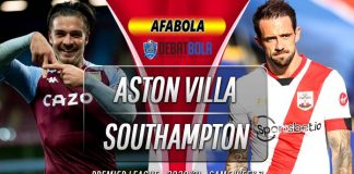 Prediksi Aston Villa vs Southampton 1 November 2020