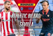 Prediksi Athletic Bilbao vs Sevilla 31 Oktober 2020