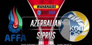 Prediksi Azerbaijan vs Siprus 13 Oktober 2020