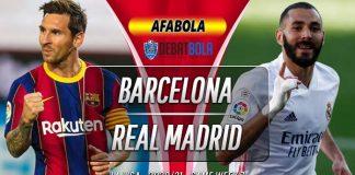 Prediksi Barcelona vs Real Madrid 24 Oktober 2020