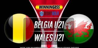 Prediksi Belgia U21 vs Wales U21 10 Oktober 2020