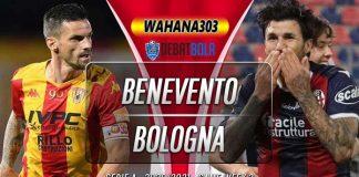 Prediksi Benevento vs Bologna 4 Oktober 2020