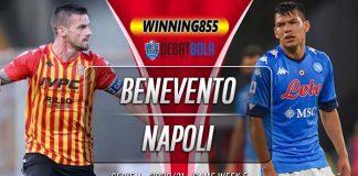 Prediksi Benevento vs Napoli 25 Oktober 2020