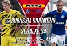 Prediksi Borussia Dortmund vs Schalke 04 24 Oktober 2020