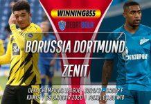 Prediksi Borussia Dortmund vs Zenit 29 Oktober 2020