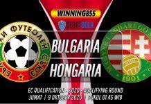 Prediksi Bulgaria vs Hongaria 9 Oktober 2020