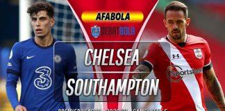 Prediksi Chelsea vs Southampton 17 Oktober 2020