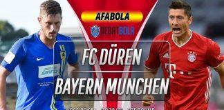 Prediksi Düren Merzenich vs Bayern Munchen 16 Oktober 2020