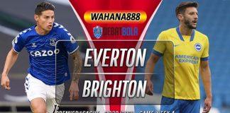 Prediksi Everton vs Brighton 3 Oktober 2020