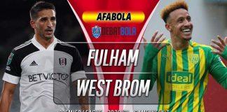 Prediksi Fulham vs West Brom 3 November 2020