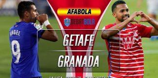 Prediksi Getafe vs Granada 26 Oktober 2020