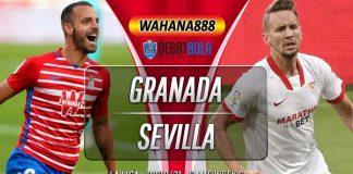 Prediksi Granada vs Sevilla 17 Oktober 2020