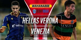 Prediksi Hellas Verona vs Venezia 28 Oktober 2020