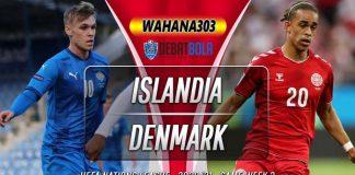 Prediksi Islandia vs Denmark 12 Oktober 2020