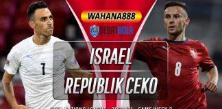 Prediksi Israel vs Republik Ceko 12 Oktober 2020