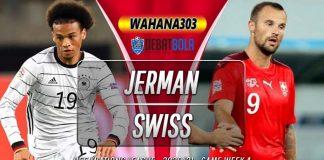 Prediksi Jerman vs Swiss 14 Oktober 2020