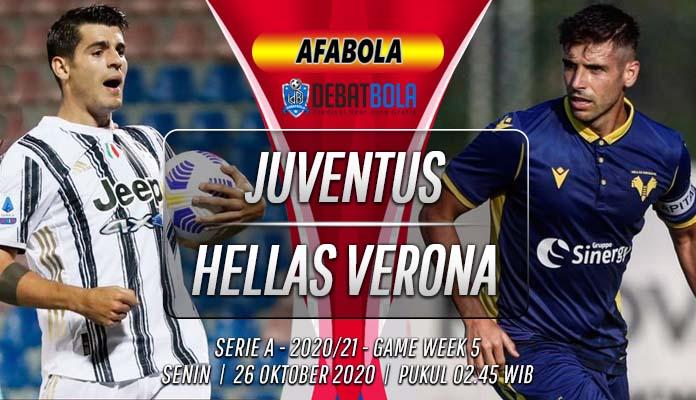 Prediksi Juventus Vs Hellas Verona Bianconeri Tetap Akan Unggul