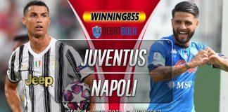 Prediksi Juventus vs Napoli 5 Oktober 2020