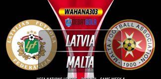 Prediksi Latvia vs Malta 13 Oktober 2020