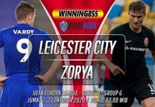 Prediksi Leicester City vs Zorya 23 Oktober 2020