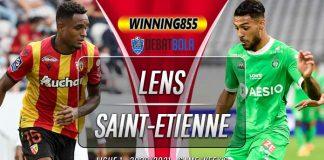 Prediksi Lens vs Saint-Etienne 3 Oktober 2020