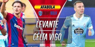 Prediksi Levante vs Celta Vigo 27 Oktober 2020